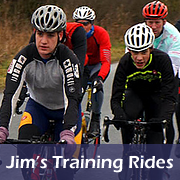 Jim's Training Session, 4th Jan 2014