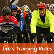 Jim's Training Session #8, 22nd Feb 2014