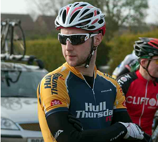 Will Thomas, Hull Thursday's newest 3rd Cat rider
