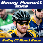 Danny Posnett wins