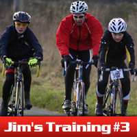 Jim's Training Rides 3 2016